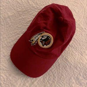Boys redskins hat